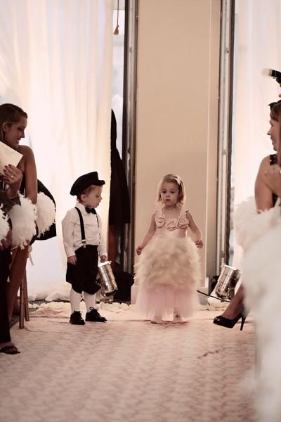 little ones gigi blush dress ring boy same outfit long pants