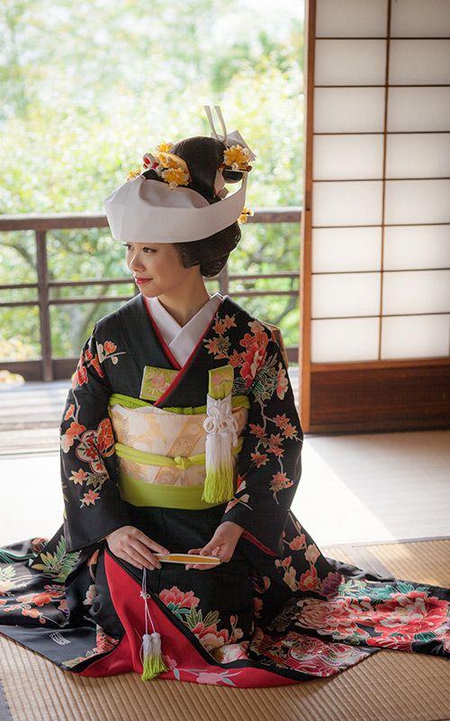 引振袖・和装|衣装|京都和婚(結婚式・披露宴)なら料亭 京大和ウェディング