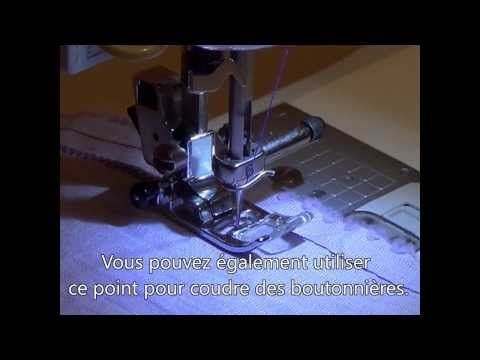 Je commence à coudre sur ma machine - Site de couture pour débutant(e) !