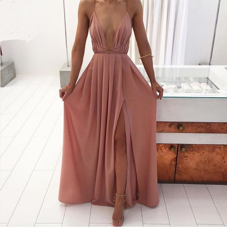 drop Shipping 2016 New Fashion Sling Bandage Maxi long Dress Women Dess robe Long femme vestido de festa elbise-in Dresses from Women's Clothing & Accessories on Aliexpress.com | Alibaba Group