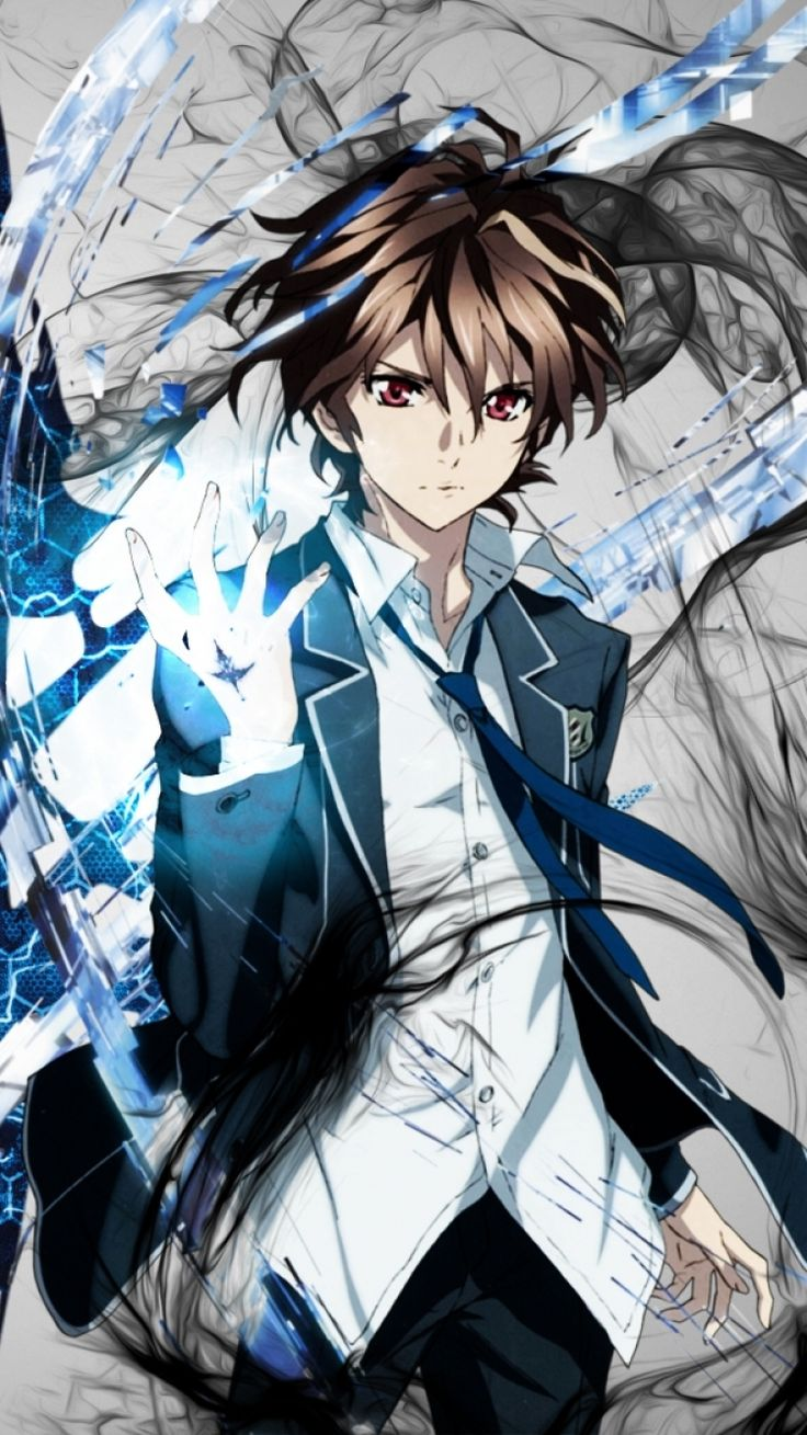 Anime/Guilty Crown Guilty crown wallpapers, Anime life