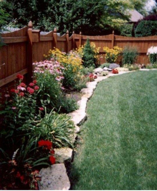 Ideas For Flowers In Backyard: 17 Best Ideas About Split Rail Fence On Pinterest