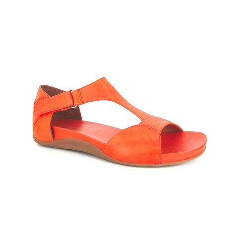 Zensu Elle in Orange #trend #brights #zensu