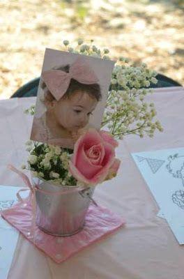 Haz que el bautizo de tu niño sea un día especial con este tip de decoración. #bautizo #decoracion