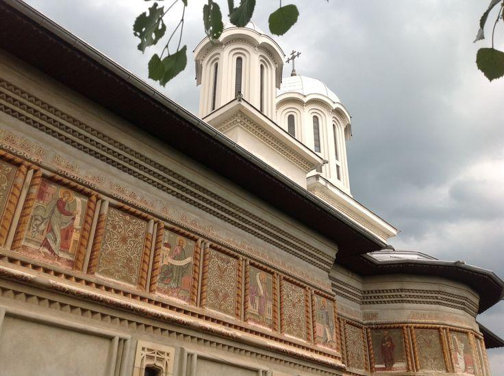 The Caldarusani Monastery