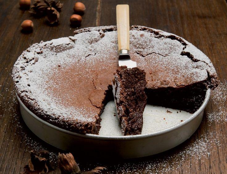 Torta gianduia