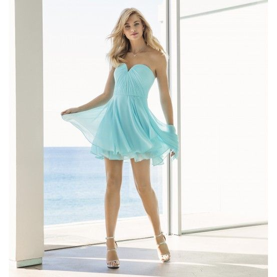 Bethany Ruffle Skirt Dress