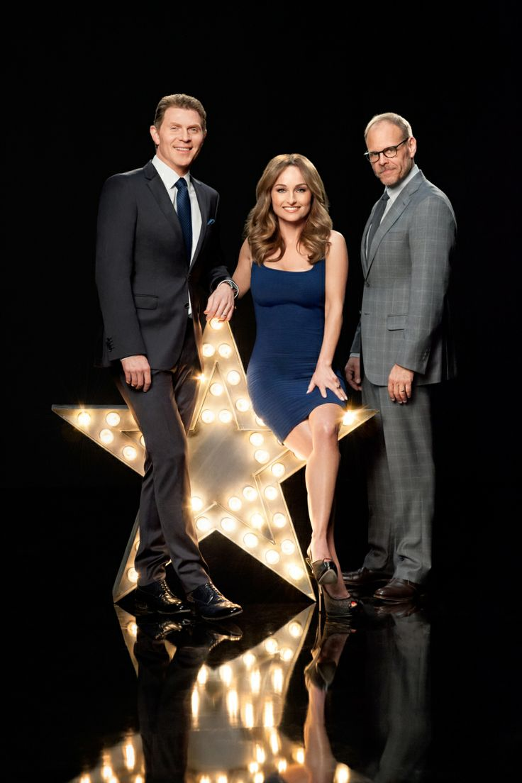 Food Network Star -- literally one of my favorite shows, and you can watch full seasons on Netflix -- highly consider watching this because for 1) they make dreams come true, 2) it's packed with drama and funny characters, and 3) the judges are some of the biggest Food Network hosts!