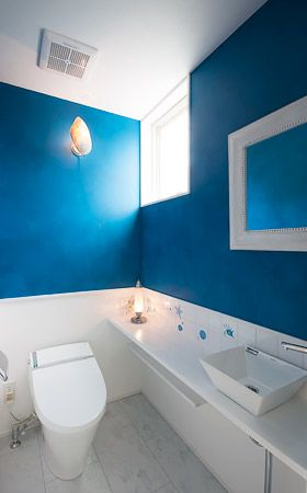 Fantastic bathroom wall color
