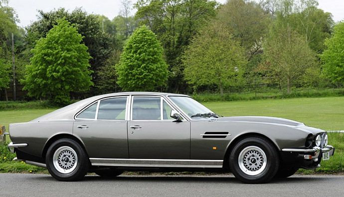 1974 Aston Martin Lagonda Maintenance/restoration of old/vintage vehicles: the material for new cogs/casters/gears/pads could be cast polyamide which I (Cast polyamide) can produce. My contact: tatjana.alic@windowslive.com