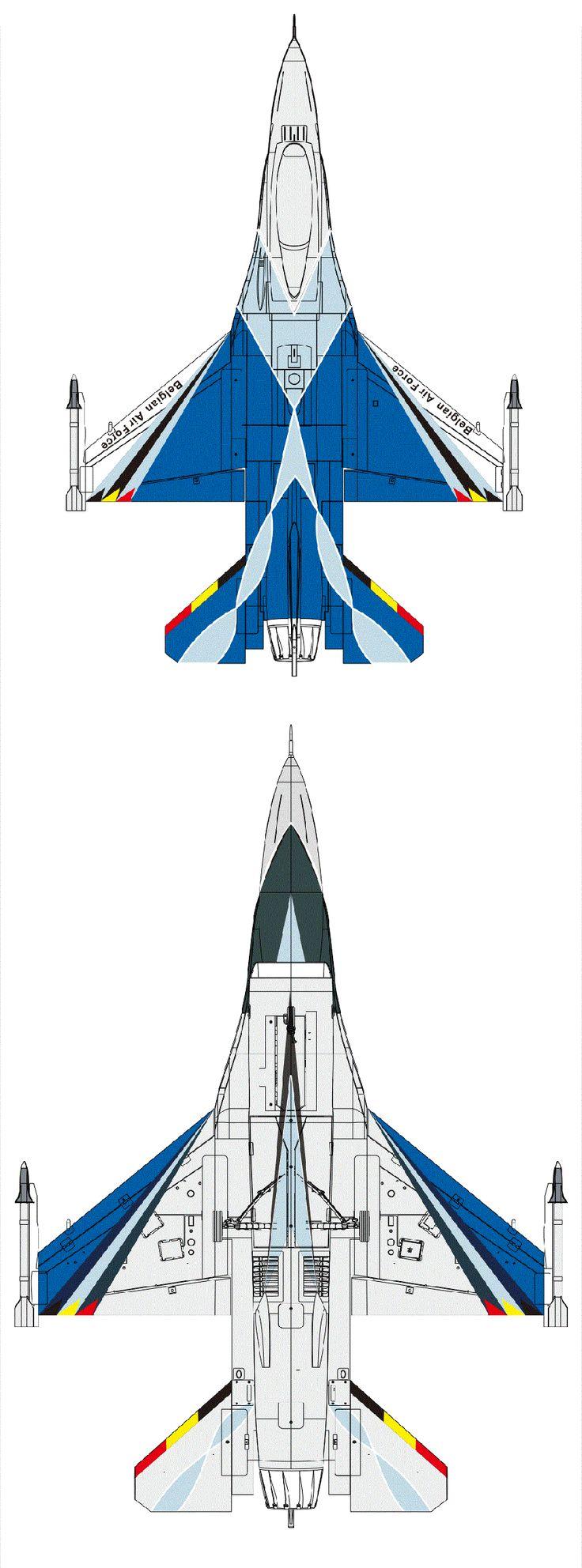 HSD F-16 F16 Grey Camo 105mm EDF PNP With Stabilizer Sale - Banggood.com