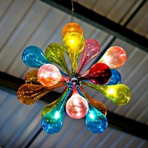 Atomic Bang Retro Pendant Light