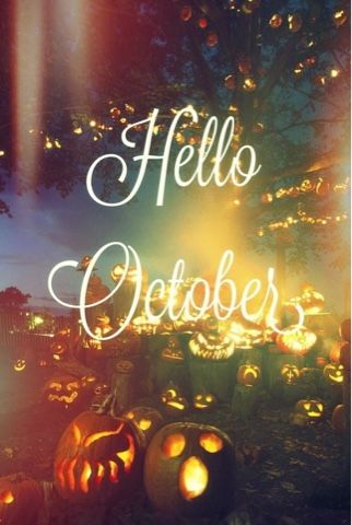 What I'm Looking Forward to this October | Charlotte Elizabeth