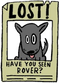 This is excellent information about what to do if your pet is lost. (Source: CaliCan Rescue Foundation - small dog adoption in Edmonton, Alberta, Canada)