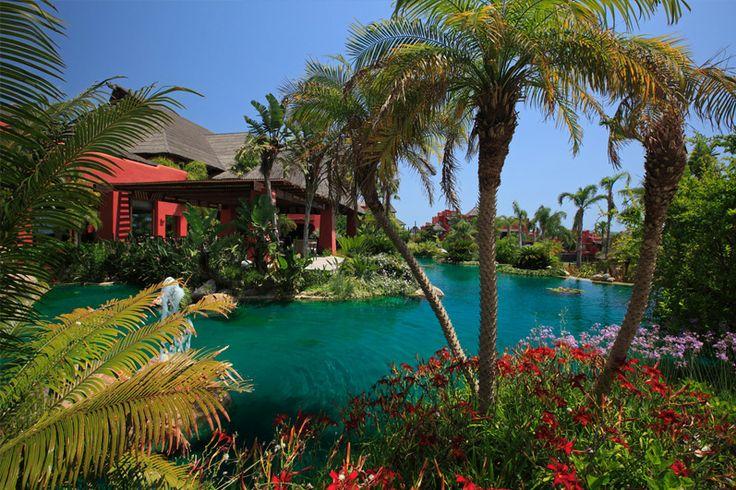 1000 ideas sobre jardines tropicales en pinterest jard n de bamb patio tropical y jard n - Hoteles con encanto y piscina ...
