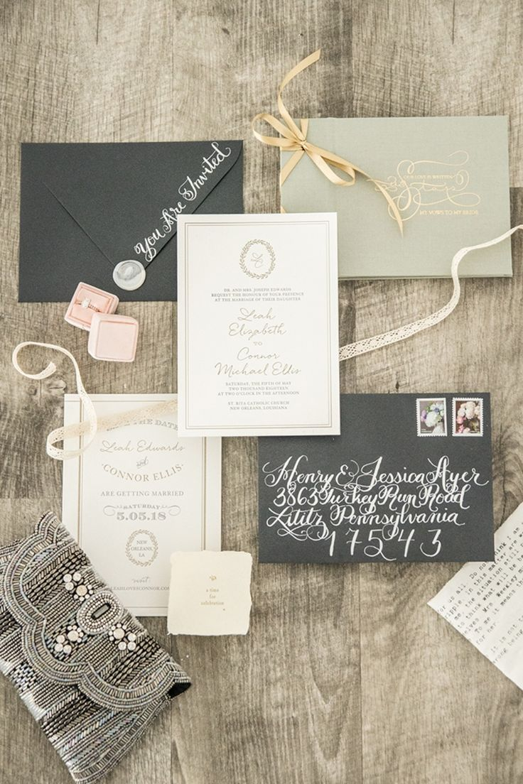reception information on back of wedding invitation%0A Warm Back Up To Winter With This Dreamy Wedding Inspiration
