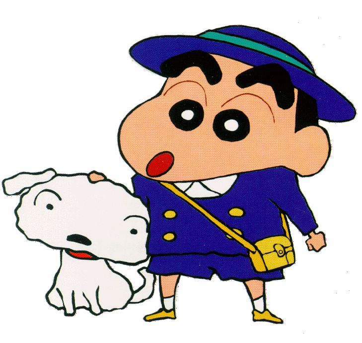 30 Best Images About Crayon Shin Chan :-) On Pinterest