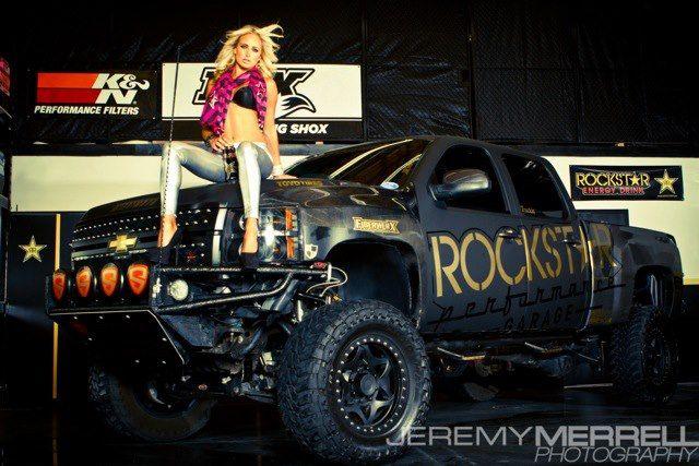 Rockstar Garage just sent us a sneak peek from their Calendar photo shoot.Calendar Photos, Girls Generation, Buggy Prerunner Trophy Trucks, Trucks Trucks, Dreams Trucks, Photos Shoots, Rockstar Garages, Lifting Trucks, The Roller Coasters