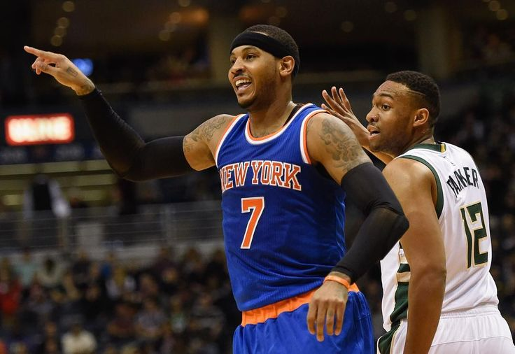 REPORT: The Bucks may become the potential 3rd team to complete the Melo deal, as Jabari Parker's name came up in trade talks. (via ESPN)