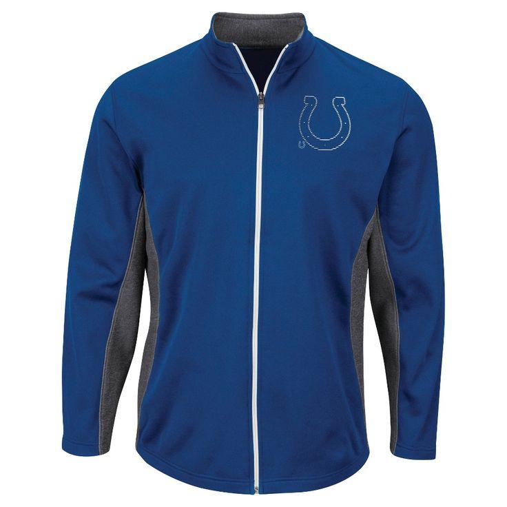 Indianapolis Colts Men's Activewear Sweatshirt Xxl, Multicolored