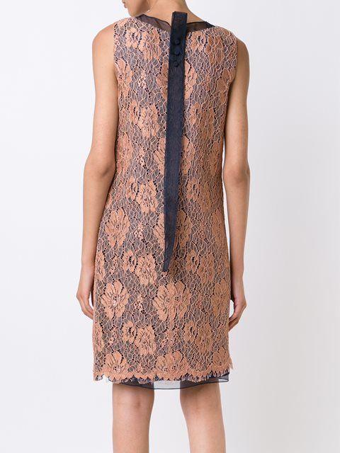 Carolina Herrera кружевное платье