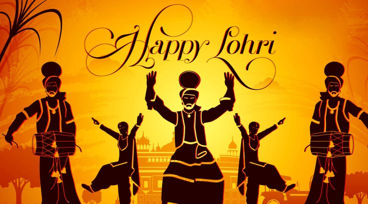 Happy lohri wishes ,lohri punjabi quotes with Happy Lohri hd images , lohri…