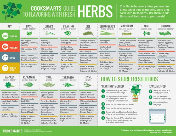 Chef Jay's Kitchen: The Ultimate Guide to Flavoring With Fresh Herbs