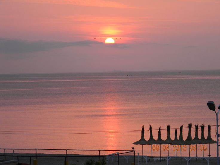 Morning in Mangalia