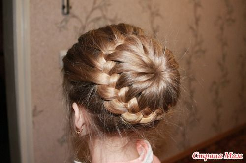 haircut for small 59 best style images on braided buns 3228