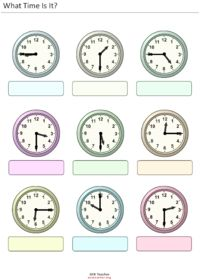 Read Clocks