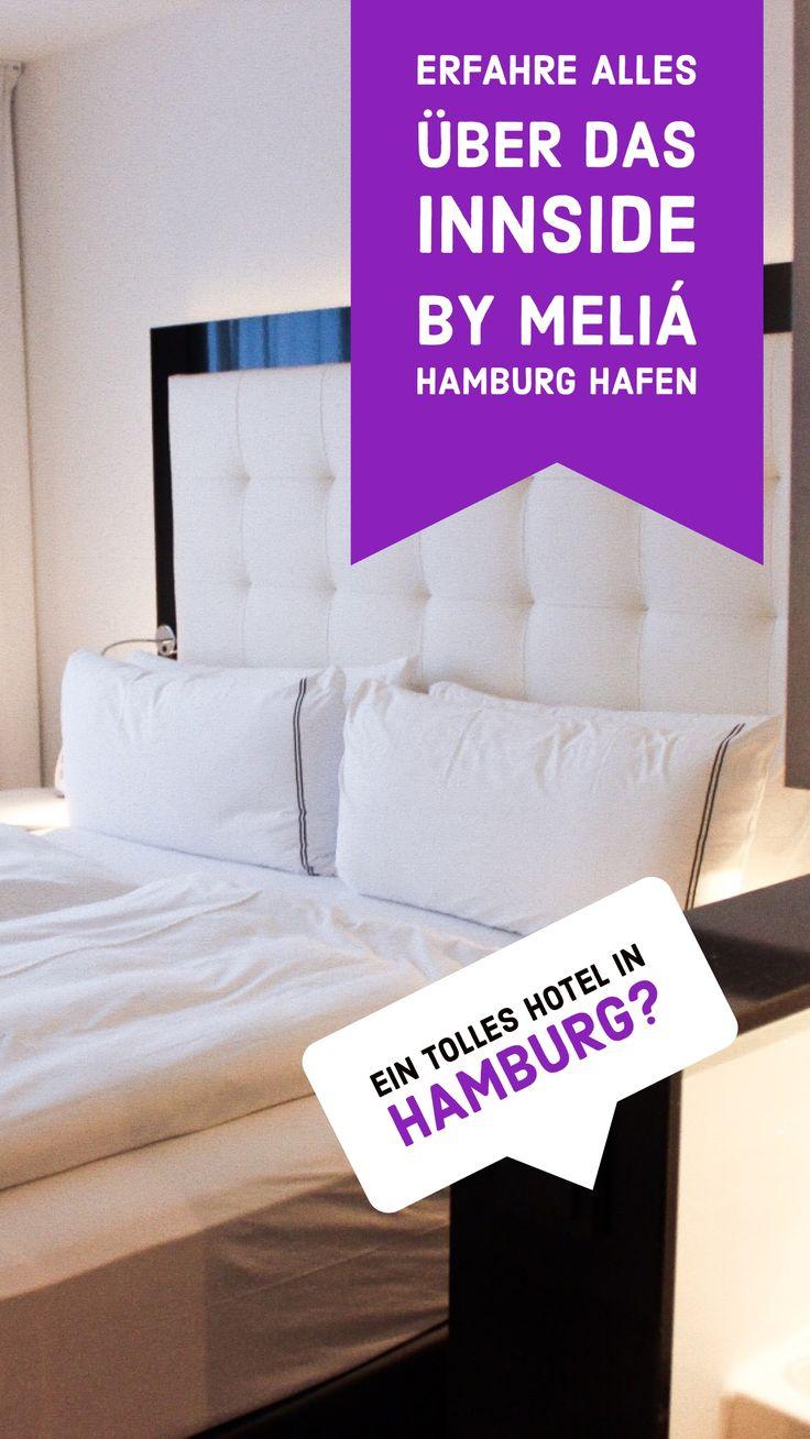 Dieses Bild auf Pinterest pinnenAufgrund der Social Media Week Hamburg, führte mich der Weg nach Hamburg und dort durfte ich das Innside by Meliá Hamburg Hafen, auf Herz und Nieren testen. Was das Besondere am Innside by Meliá Hamburg Hafen ist und warum ich dort jederzeit wieder übernachten würde, verrate ich euch in diesem Beitrag.  #travel #reisen #melia #hotel #hamburg #innsidebymelia #hamburghafen #innsidebymeliahamburghafen
