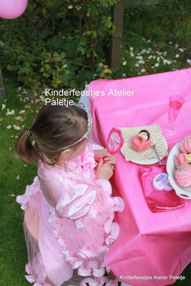 Prinsessen verkleedkist
