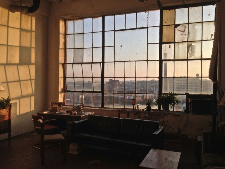 17 best images about lofts industrial mostly on for Living room brooklyn