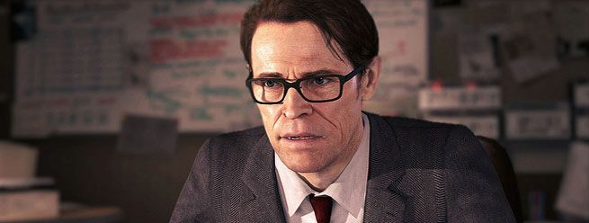 Beyond: Two Souls Ekibine William Dafoe de Katıldı