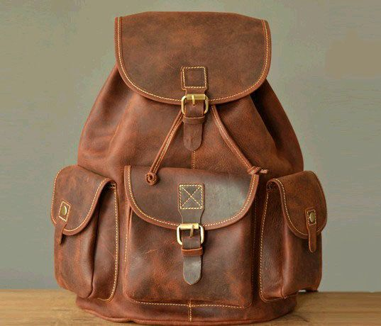 25 best Bags images on Pinterest | Backpacks, Leather backpacks ...
