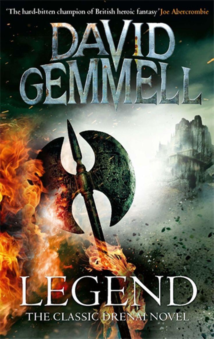 Legend (drenai Tales Series) By David Gemmell