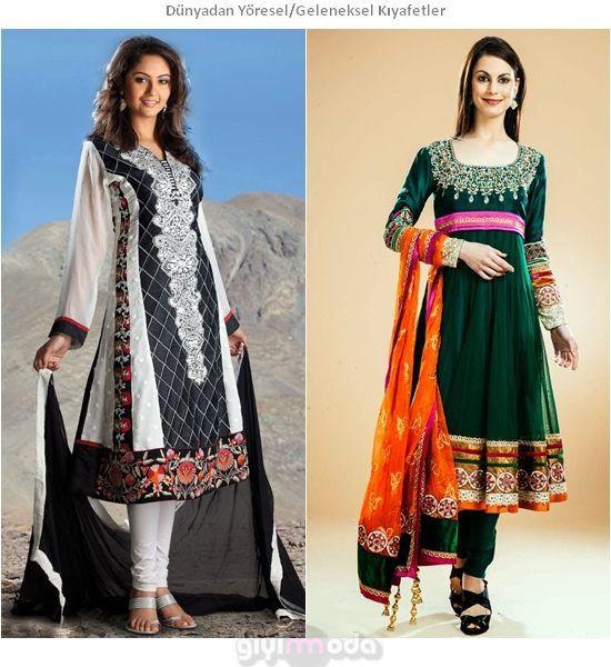 Pakistan Geleneksel Kıyafetleri