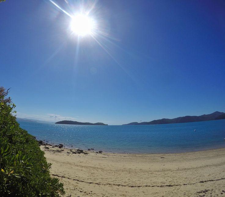 Blue skies are waiting. #HamiltonIsland #paradise