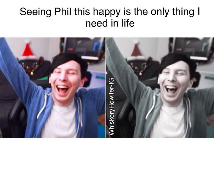 His eyes are as bright as the sun His smile lights up the world And his mark on the world (even if small) will last forever. The world will always remember Phil Lester and all he's done. Especially his beautiful smile.