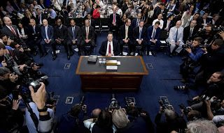 Perspectives: New Yorker -- James Comey's Remarkable Story About...