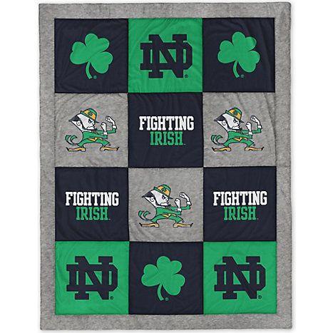 University of Notre Dame Blanket