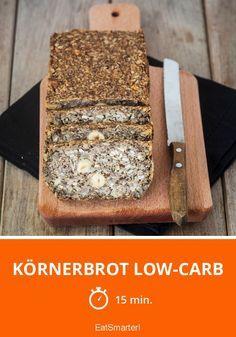 Körnerbrot Low-Carb - smarter - Zeit: 15 Min. | eatsmarter.de
