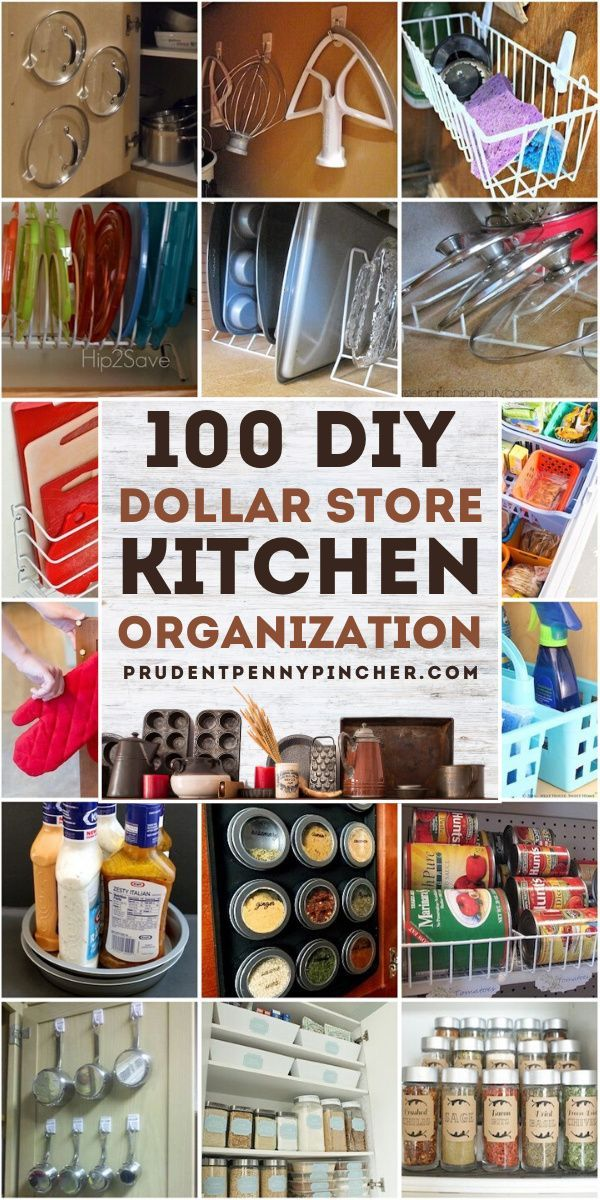 100 Dollar Store Kitchen Organization Ideas Dollar Stores Dollar Tree Kitchen Organization Dollar Store Organizing