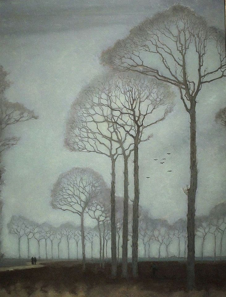 Painting : Jan Mankes