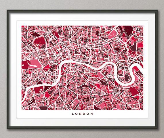 London England Street