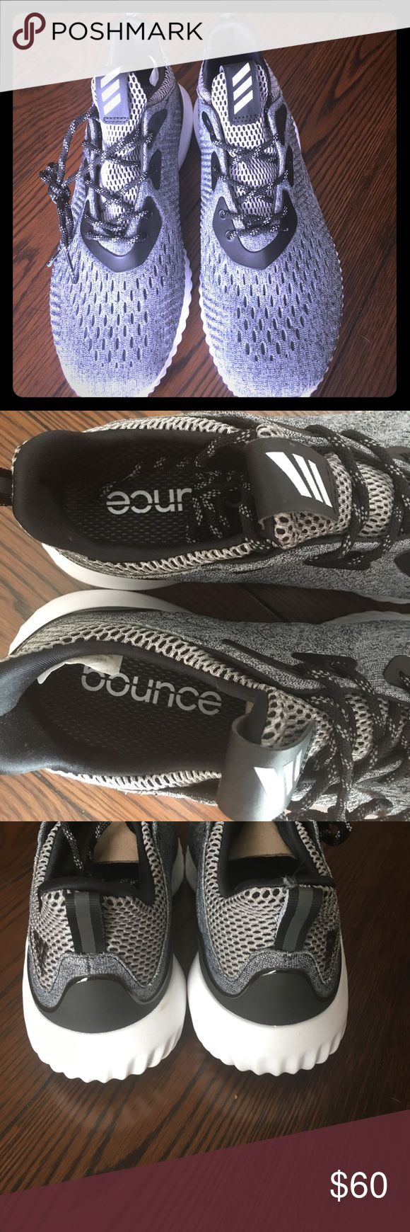BNWT Adidas running shoes Brand new adidas Alpha Bounce running shoes size 8. adidas Shoes Athletic Shoes
