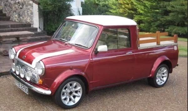 I want this so much random pinterest vehicule for Garage mini laval