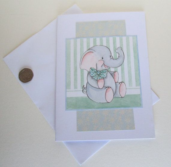 Bring on the elephants #treasurytuesday by Sally and Becky on Etsy