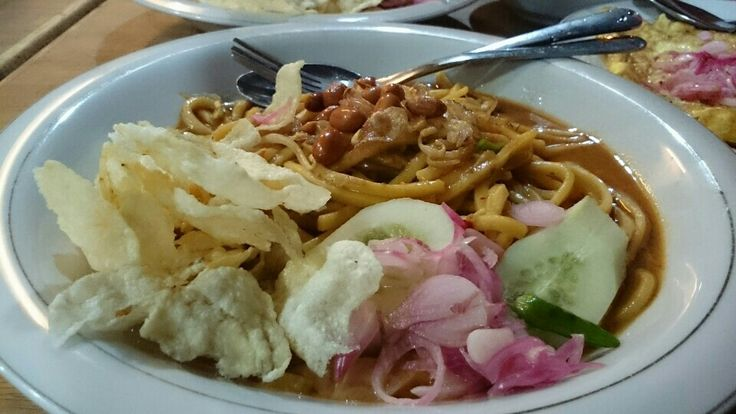 Mie Aceh Jali jali