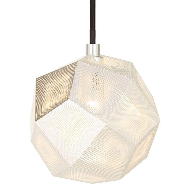 Etch Mini pendel fra Tom Dixon. En flot loftslampe som har fået sin inspiration fra sin større famil...